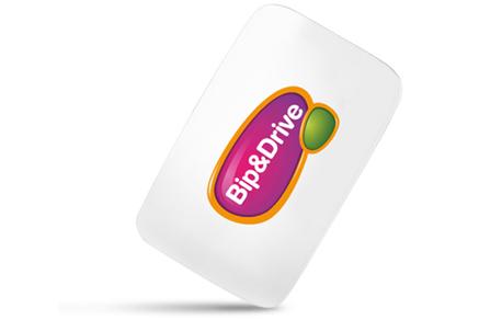 Medios de pago - Bip&Drive