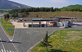 Área Imarcoain Gasolinera 02