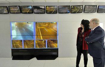 Videowall Centro de control